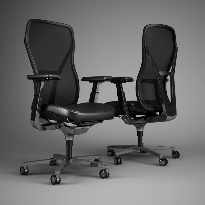 Office Chair 51 Cgaxis 3d Models Store