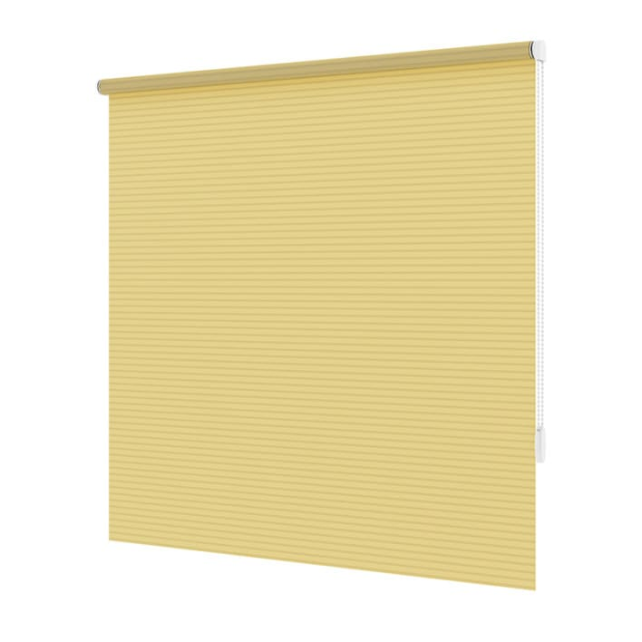 Striped Yellow Blinds
