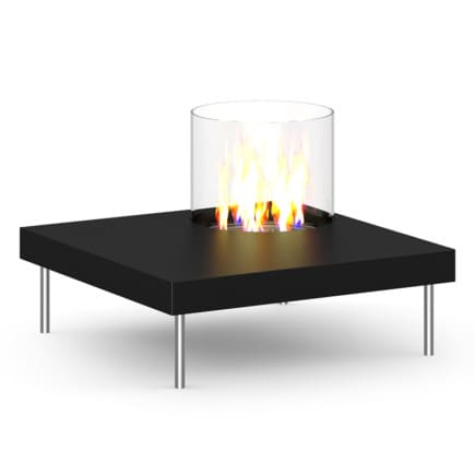 Table Gas Fireplace 1