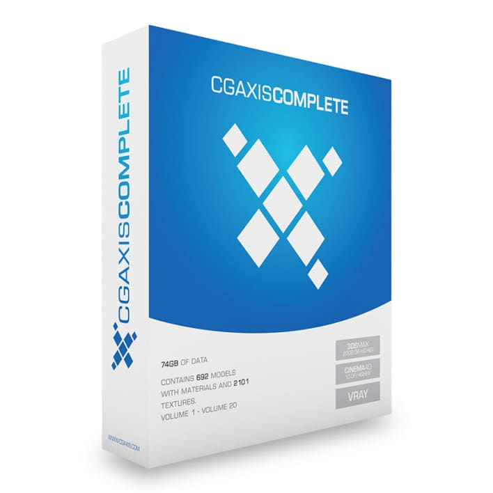 CGAxis Complete