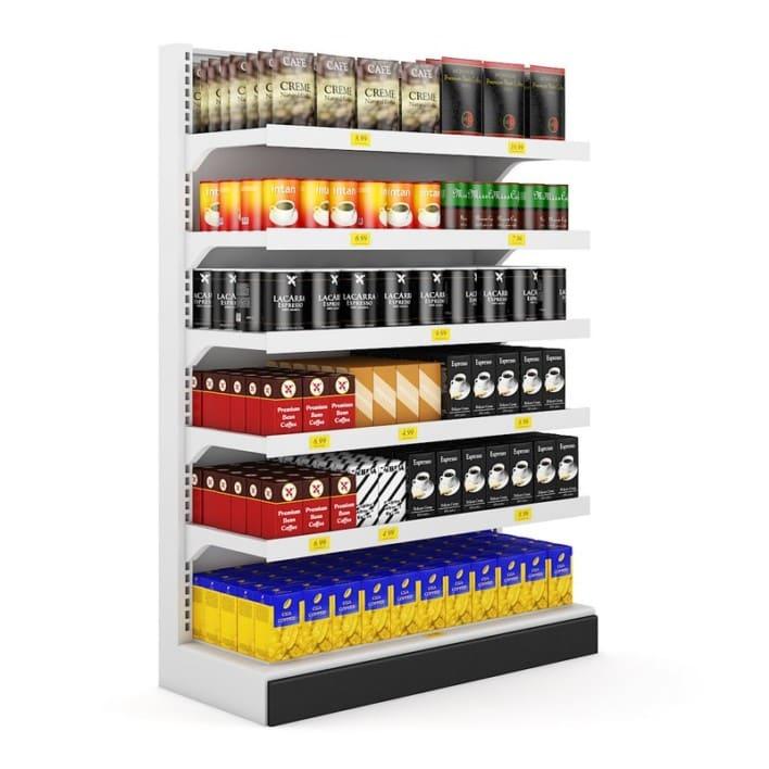 Supermarket Shelf 01