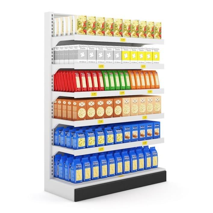 Supermarket Shelf 03