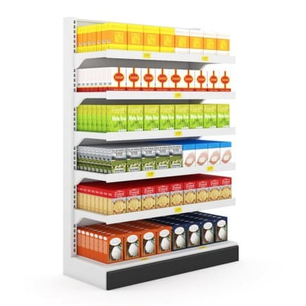 Supermarket Shelf 04