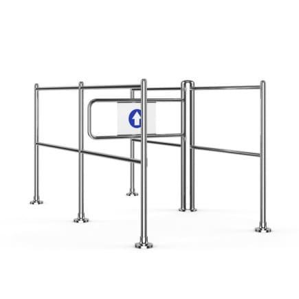Security Gate 02
