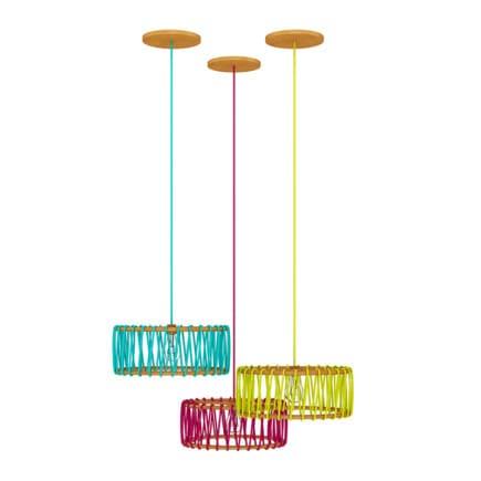 Ceiling Lamps Set 3