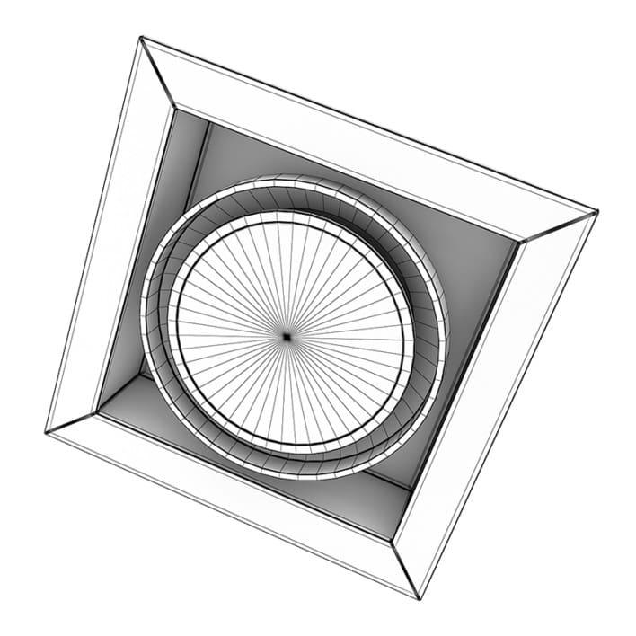 Ceiling Halogen 3