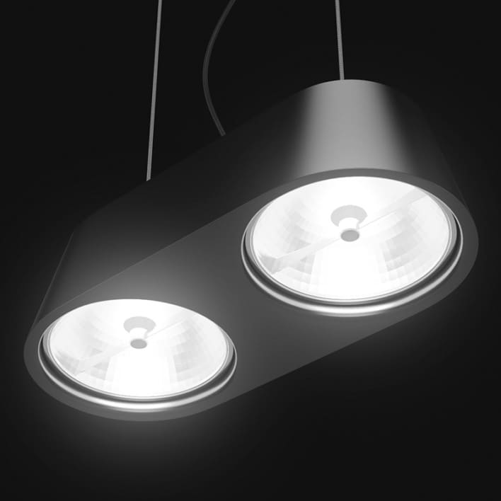 Ceiling Halogen 8