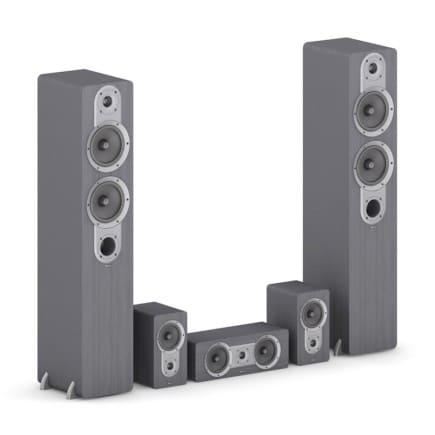Speaker Set 1
