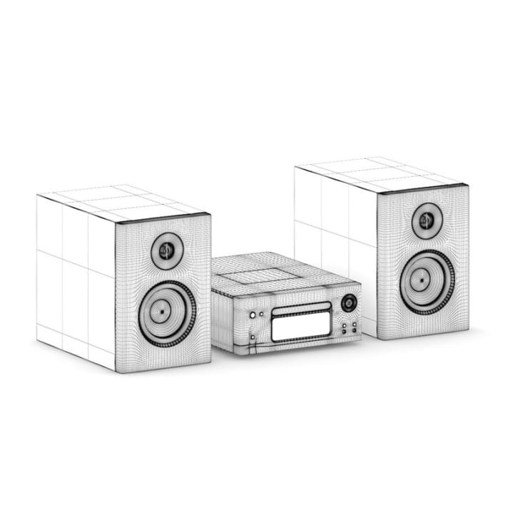 Mini Hi-Fi Set 1