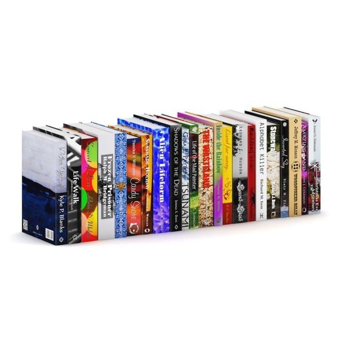 Novel Books 3