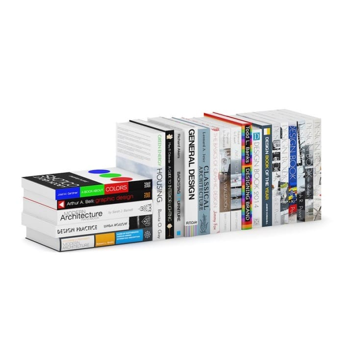 Architecture and Design Books 1
