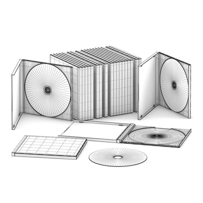CD Music Set 2