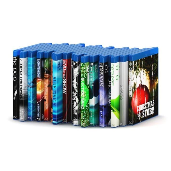Blu-Ray Movie Set 1