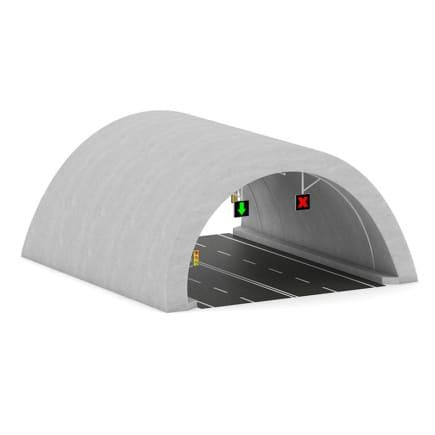 Highway Tunnel