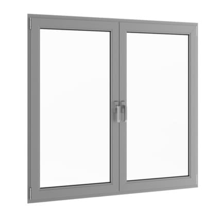 Metal Window 1770mm x 1500mm