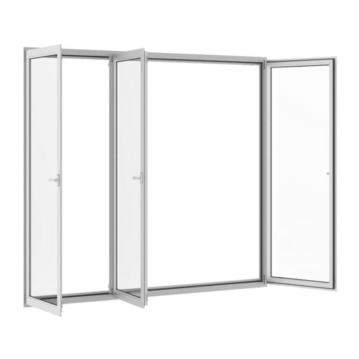 Metal Window 2824mm x 2360mm