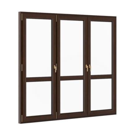 Wooden Window 2580mm x 2300mm