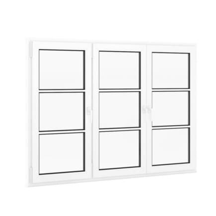 Plastic Window 2264mm x 1520mm