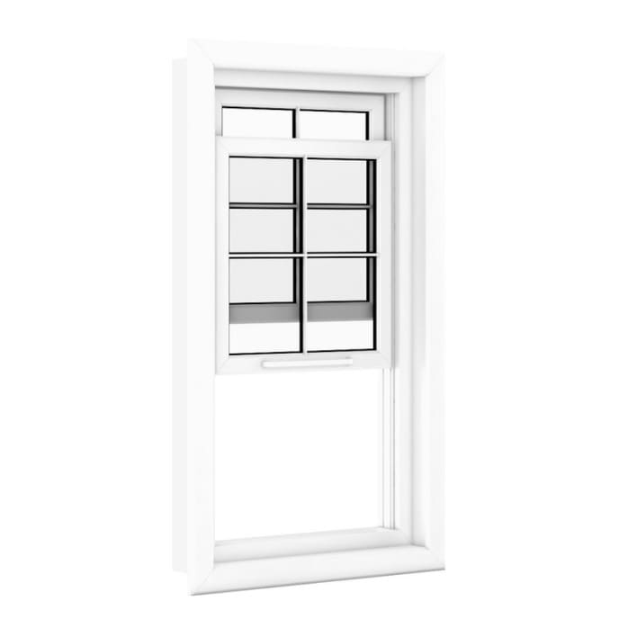 Plastic Window 960mm x 1660mm