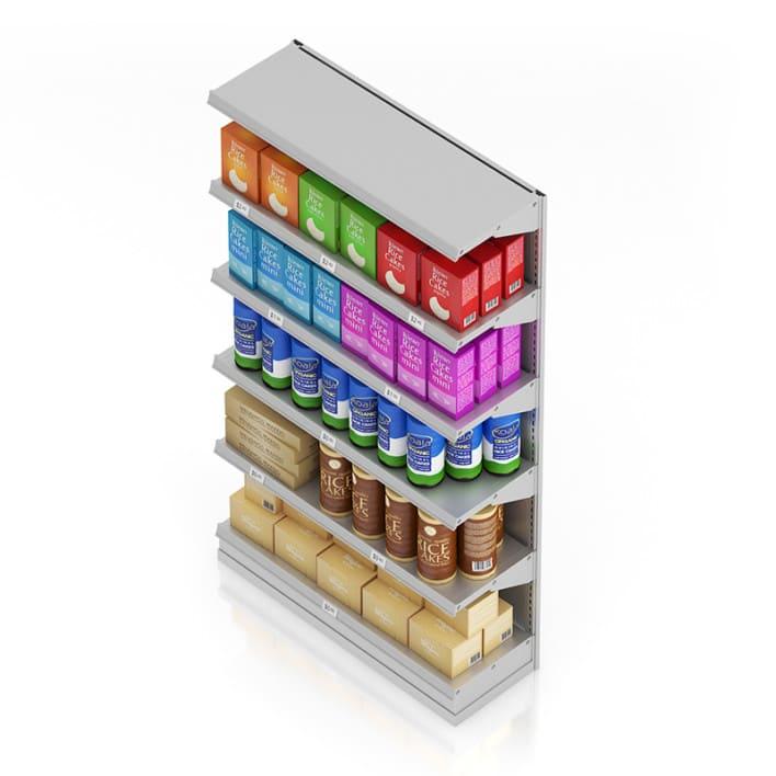 Market Shelf - Wafers