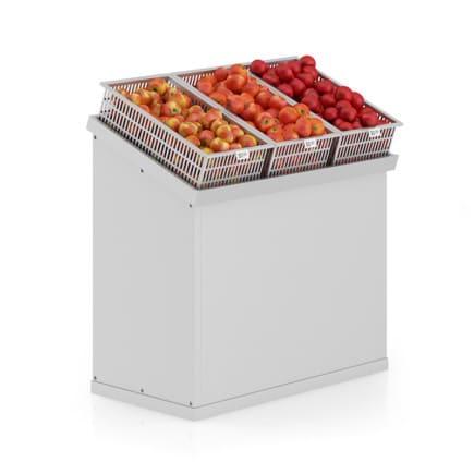 Market Shelf - Apples