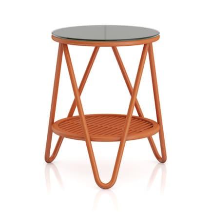 Orange Coffeetable
