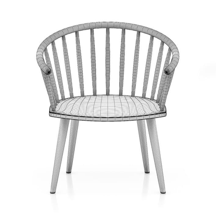 Wooden Chair 4