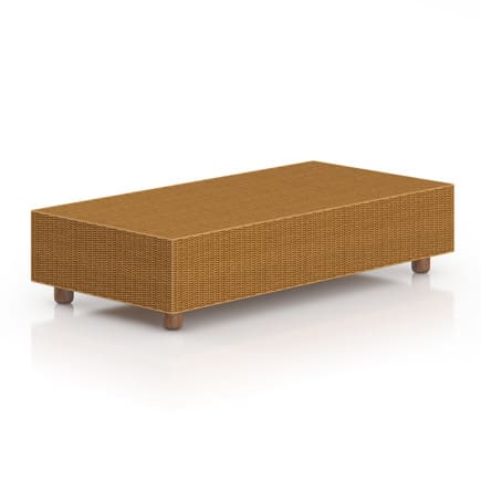 Wicker Coffeetable