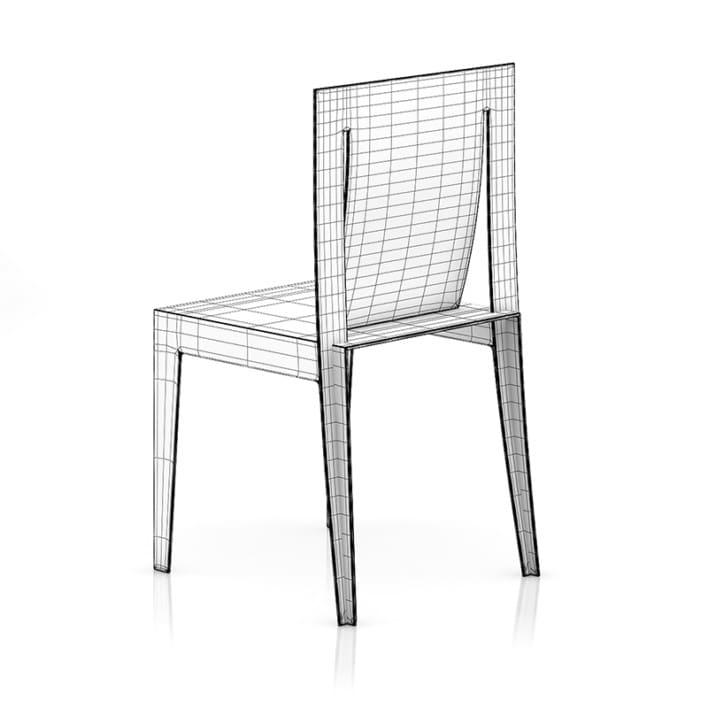 Wooden Chair 7