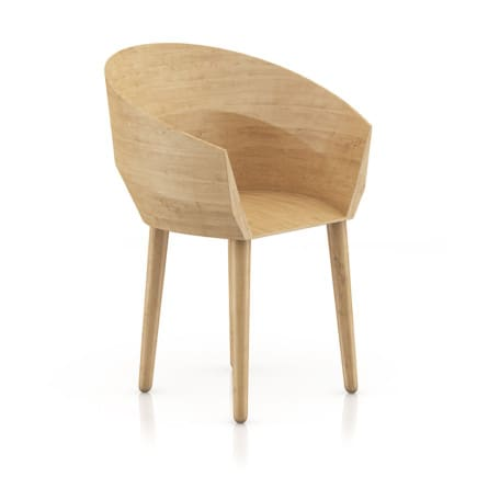Wooden Chair 9