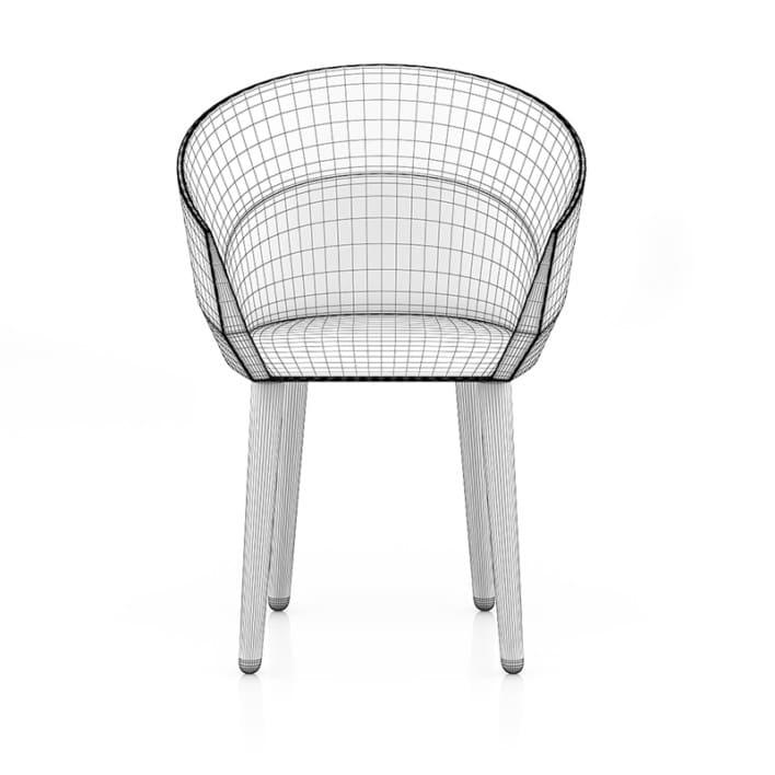 Wooden Chair 9