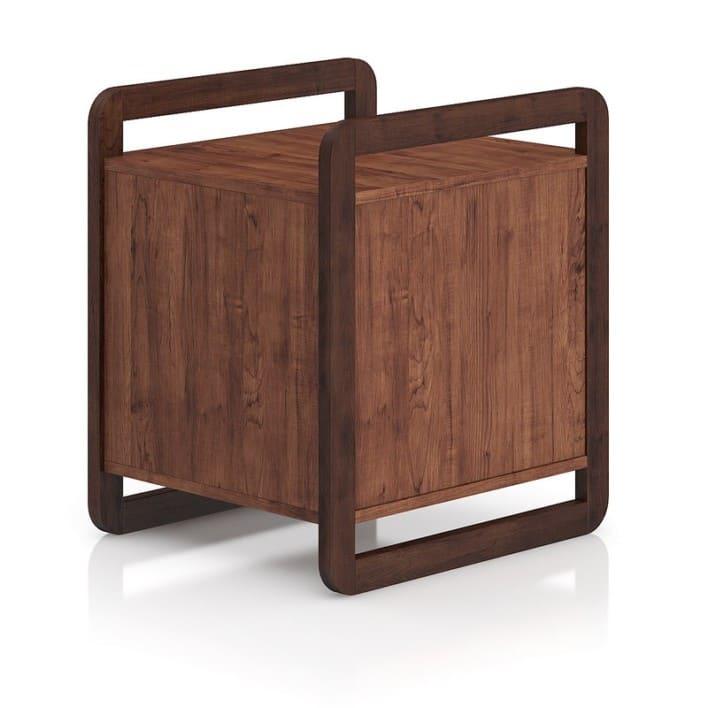 Modern Wooden Bedside Cabinet