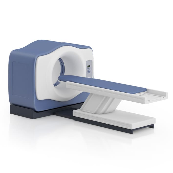 3D MRI Scanner