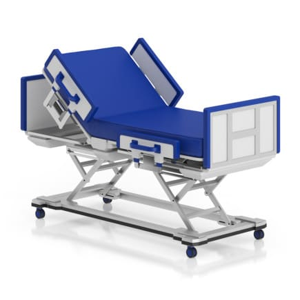 Advanced Hospital Bed