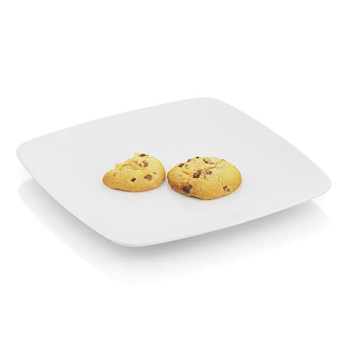 Bitten chocolate cookies