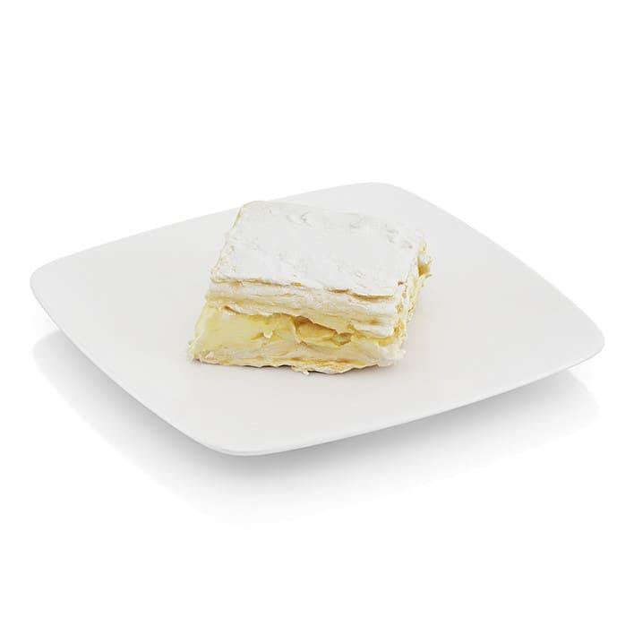Piece of cream pie