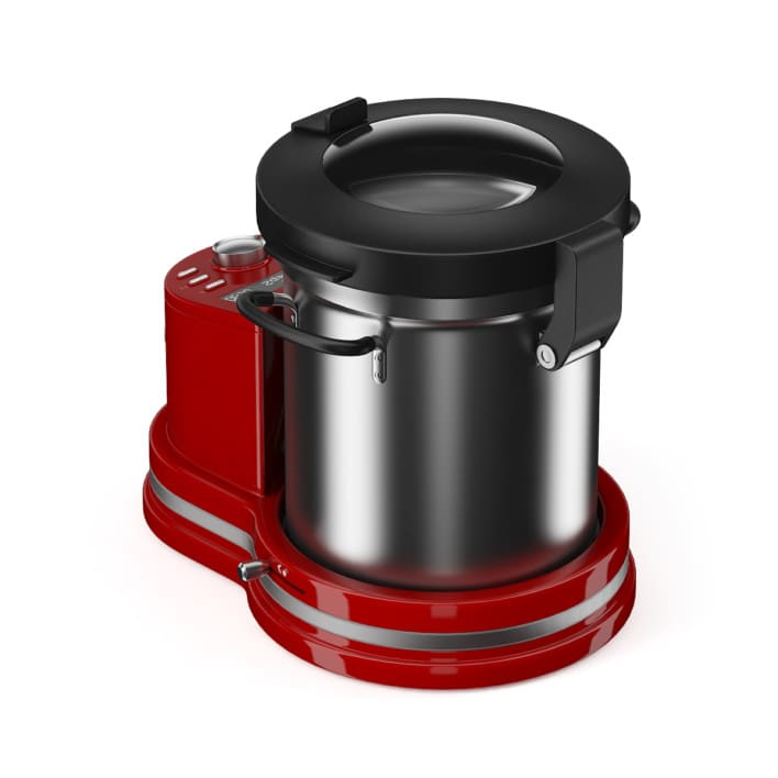 Red Food Processor