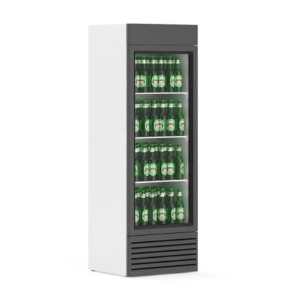 3d Market Refrigerator - Beer