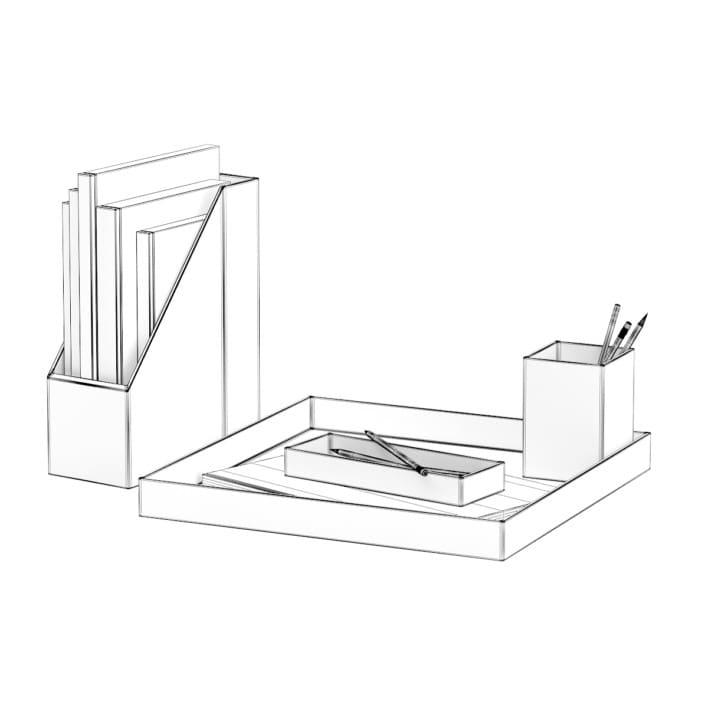 3d Desk Utensils