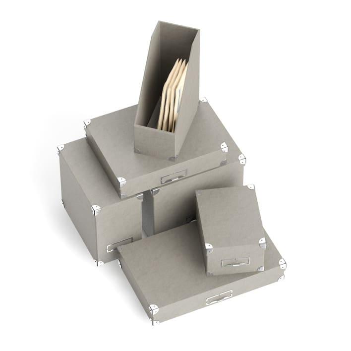 3d Grey Boxes