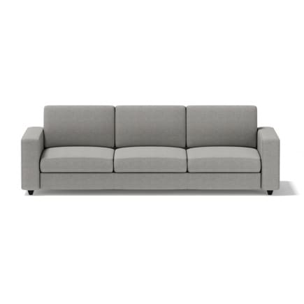 3d Grey Three Seat Sofa