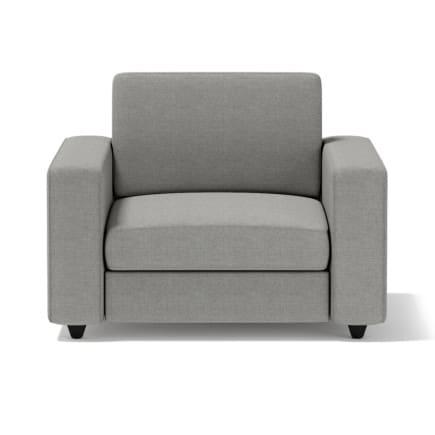3d Grey Armchair
