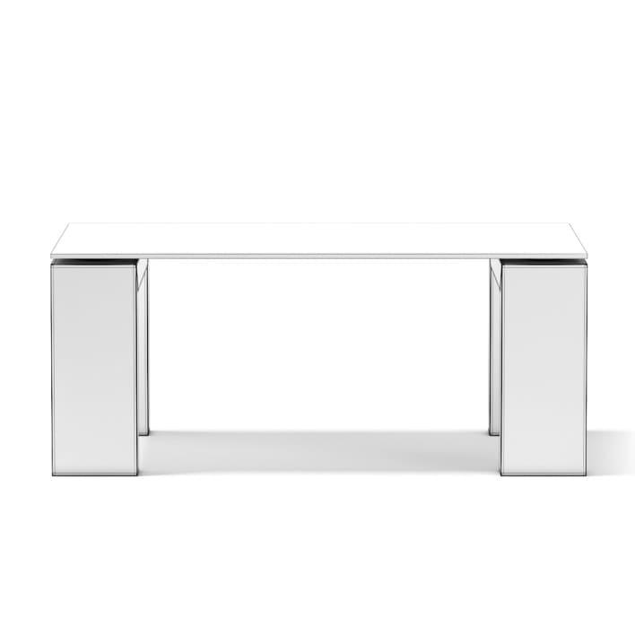 Glass Rectangular Coffee Table