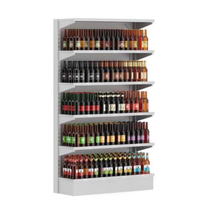 Market Shelf - Bottled Beer