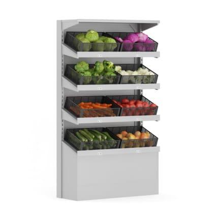 Market Shelf - Vegetables