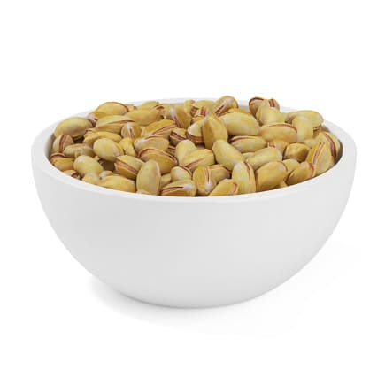 Bowl of Pistachios