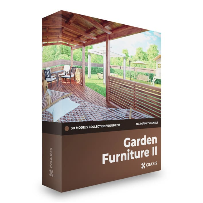 Garden Furniture II Collection