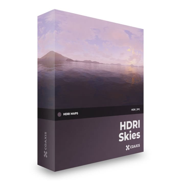 CGAxis HDRI Skies Collection