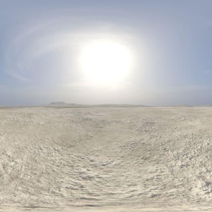 Midday Desert 2 HDRI Sky