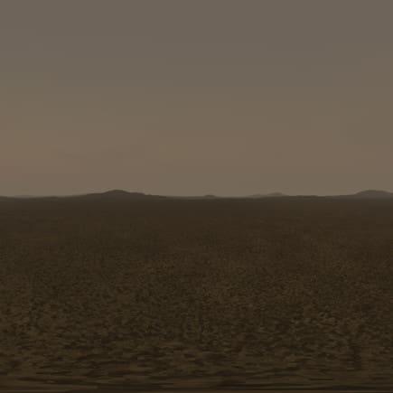 Early Morning Desert 3 HDRI Sky